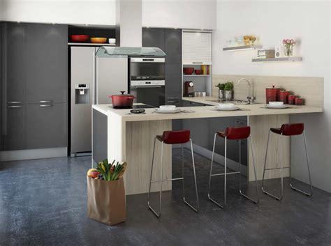 am agement de cuisine ouverte les 4 règles d 39 or d 39 une cuisine ouverte décoration