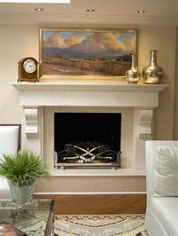 decorating fireplace mantels Fireplace Mantel Decorating Ideas Home Design Ideas, Pictures, Remodel and Decor