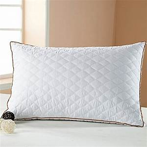 Beegod bed pillow better sleeping super soft for Beegod bed pillow
