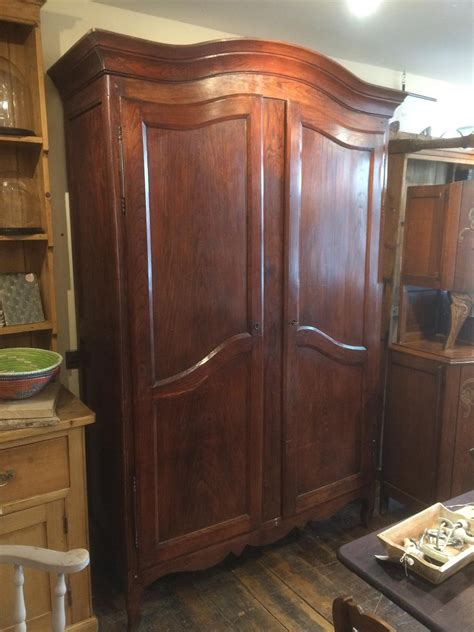Wardrobe Armoire by Antique Armoire Wardrobe C 1910 La91739
