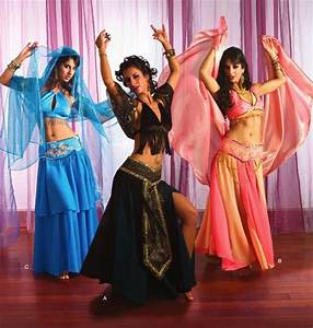 BELLY DANCER Costume Pattern Gypsy Dancers Halloween