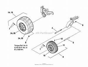 Snapper Sc2650  7800387  50 U0026quot  26hp Zt Twin Stick Rider 150z