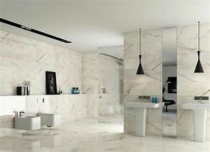 Salle de bain en marbre qui nous fait rever design feria for Salle de bain en marbre design unique