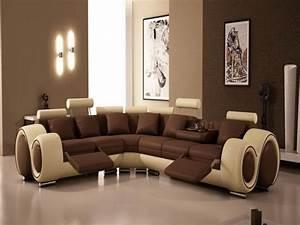 le salon d39angle cuir votre endroit chic preferee With salon cuir moderne