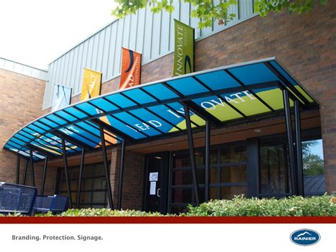 commercial awnings commercial awnings