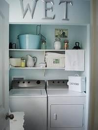 laundry closet ideas 10 Clever Storage Ideas for Your Tiny Laundry Room | HGTV's Decorating & Design Blog | HGTV