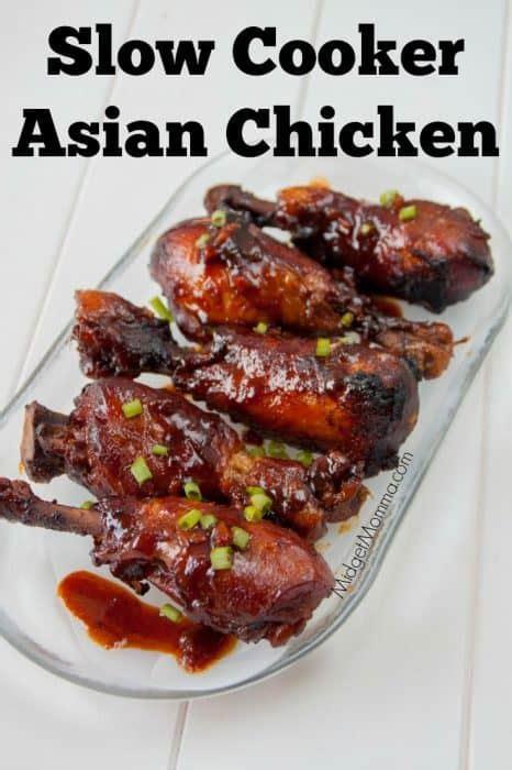 chicken slow cooker asian midgetmomma ingredients
