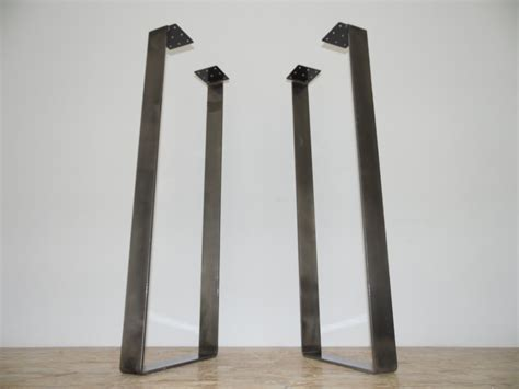 bar height metal table legs request a custom order and have something made just for you