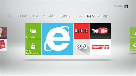 xbox internet microsoft to bring explorer browsing to xbox 360 with kinect controls the verge