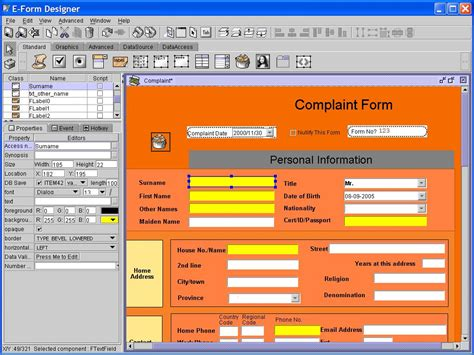 electronic inteligent forms workflow management academy