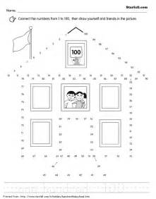 Dots 100th Day of School Printables