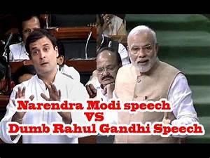Compare Plz: Na... Modi Vs Rahul Quotes