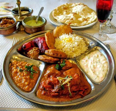 inde cuisine thali le repas indien traditionnel au restaurant namasty