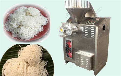 fully automatic electric idiyappam maker machine