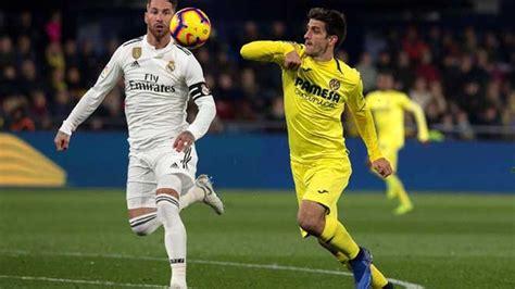 Waw wee: Villarreal Vs Real Madrid / Watch Real Madrid Vs ...