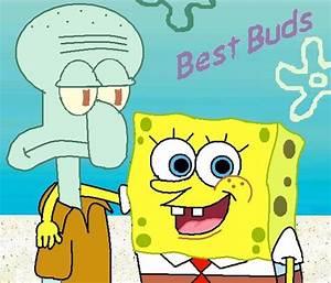 Spongebob Squarepants images SpongeBob and Squidward ...