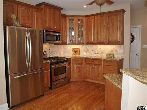 oak flooring kitchen traditional kitchen with glass panel tile oak 1136