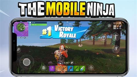 Mobile Best by The Mobile Worlds Best Fortnite Android Mobile