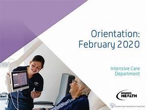 Icu Orientation Ppt 2020