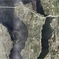 Mercer Island in Mercer Island, WA (Google Maps)