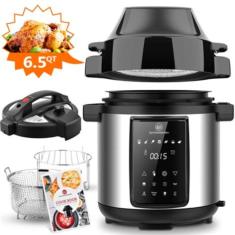 fryer air pressure cooker combo which customer appliances