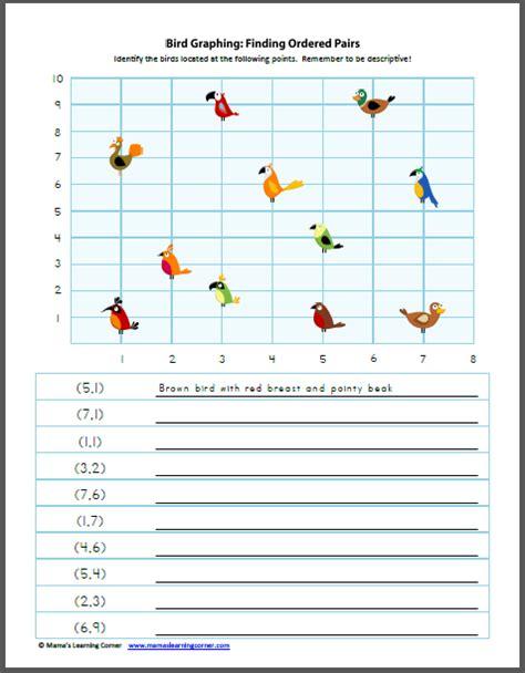 birds worksheet packet for 1st 3rd graders mamas