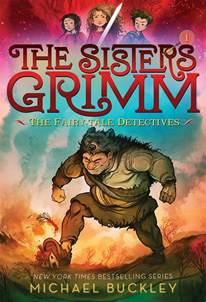 The Fairy Tale Detectives (Sisters Grimm Series #1); Paperback; Author - Michael Buckley