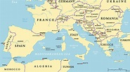 The Mediterranean Sea Could Disappear in the Distant ...