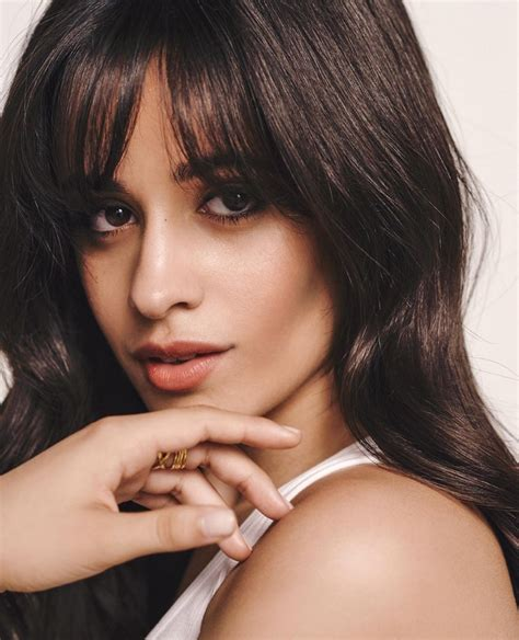 Camila Cabello The New Face Oreal Her Message