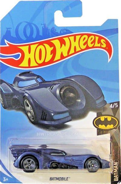 batmobile hot wheels  treasure hunt hwtreasurecom