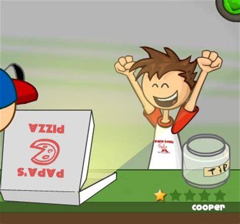 jeux de cuisine de pizza gratuit jeux de papa pizza
