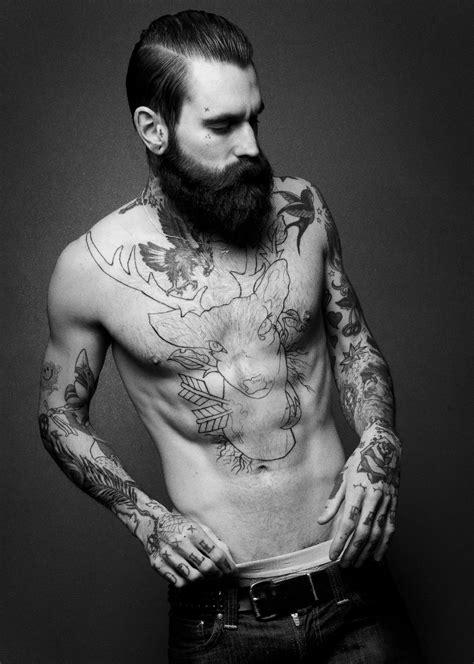 Interview: Ricki Hall, male model | TN2 Magazine