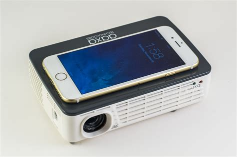 projector for iphone 6 leverage iphone 6 output modes with a pico projector