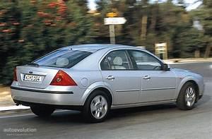 Ford Mondeo Hatchback Specs - 2000  2001  2002  2003