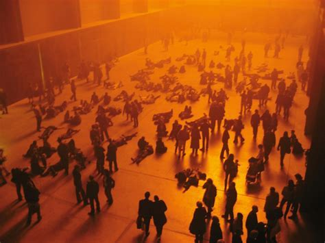The weather project ? Artwork ? Studio Olafur Eliasson