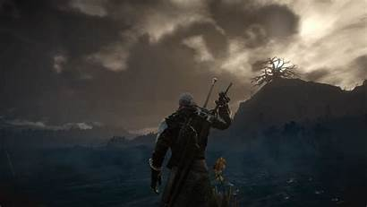 Witcher Hunt Wild 1080p Geralt Rivia Computer
