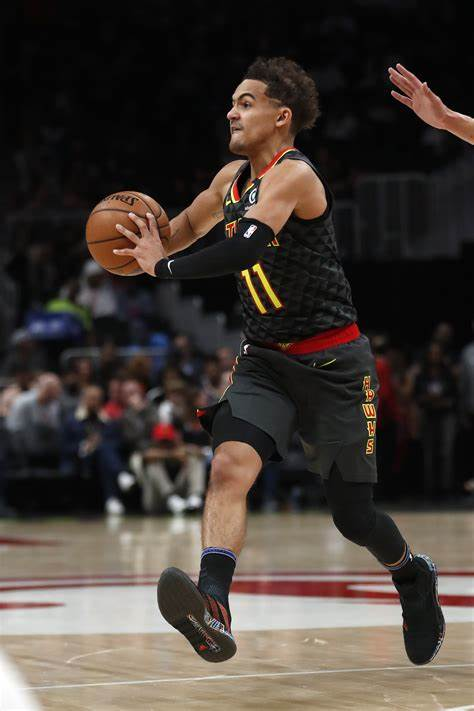 Trae young is one of the hottest young basketball stars today. Trae Young's 39 points lead Hawks past Simmons, 76ers