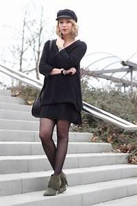 Kleid Mit Stiefeletten : outfit stiefeletten fransen sacha kleid mango sweater noisy may bakerm tze 1 3 lavie deboite ~ Frokenaadalensverden.com Haus und Dekorationen