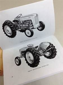 Lot Ford Naa Golden Jubilee Tractor Service Operators