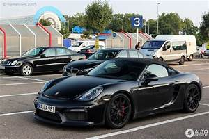 Porsche Boxster 981 : porsche 981 boxster spyder 11 august 2015 autogespot ~ Kayakingforconservation.com Haus und Dekorationen