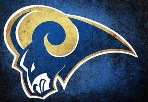 How To Draw The St Louis Rams, Step By Step, Sports, Pop