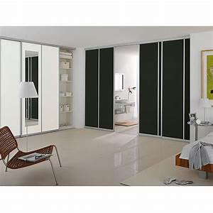 Schiebetür Glas Bauhaus : easy schiebet r bauset room plaza hochglanz schwarz ~ Watch28wear.com Haus und Dekorationen