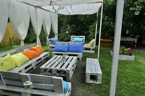 salon de jardin en palette le mobilier ext 233 rieur 233 colo