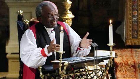michael bruce curry ein leidenschaftlicher pastor mischt