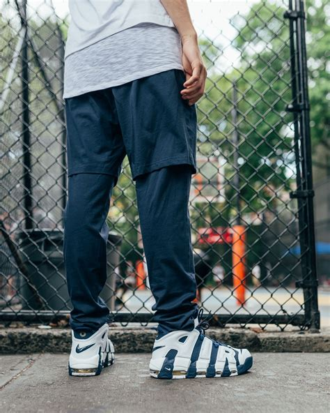 Kith Editorial for the Nike Air More Uptempo