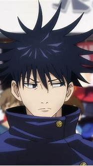 megumi fushiguro.   Jujutsu, Catboy, Anime