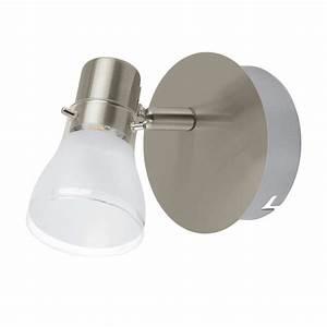 Led Strahler Flur : 5 watt led wand spot schwenkbarer strahler leuchte flur lampe beleuchtung eglo 78091 kaufen ~ Markanthonyermac.com Haus und Dekorationen