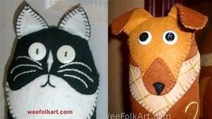 Cale Porte Animaux : faire un chat cale porte les tutos ~ Teatrodelosmanantiales.com Idées de Décoration