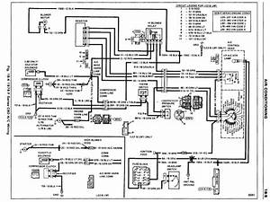 Wiring Diagram For 1970 El Camino
