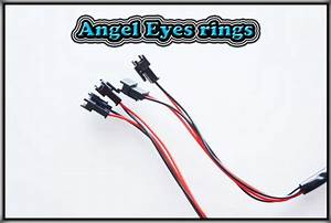 Smd Led Ccfl Angel Eyes Fade On Off Remote Relay Wiring